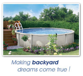 Making backyard dreams come true!